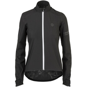 AGU Essential Regnjakke Damer, black